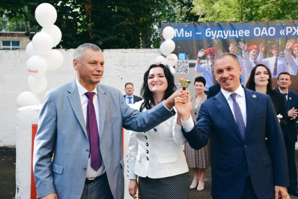 День знаний в Узловском железнодорожном техникуме-филиале ПГУПС